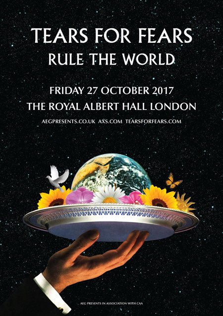 Tears For Fears Rule The World 201710